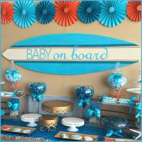 100 Cute Baby Shower Themes for Boys for 2018