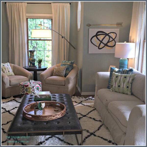 ideas for small living rooms room accent pillows 80 ways to decorate a shutterfly decoration idea by the decor stylist noreen wolohan