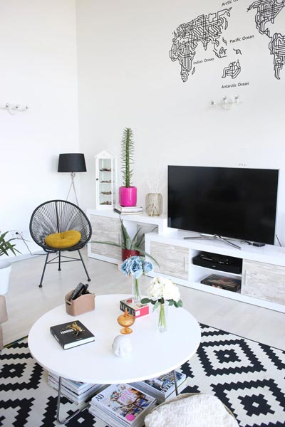 living room pictures black and white of small elegant rooms 75 delightful photos shutterfly we love the creative use an artistic map in this globally inspired