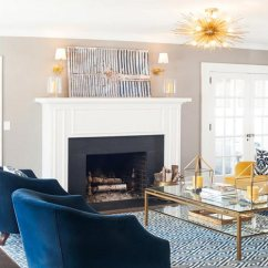 Blue Chair Living Room Interior Design Fireplace Ideas 75 Inspiring Photos Shutterfly