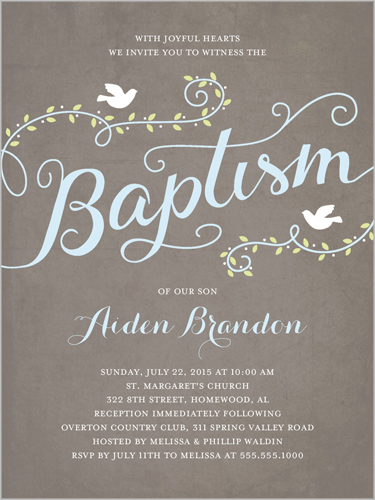baptism card messages what