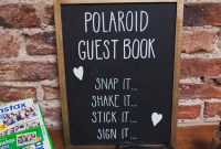 Bridal Shower Sign In Book Ideas