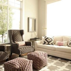 Brown Living Room Chairs Duck Egg Blue With Sofa 75 Enchanting Rooms Shutterfly In This Light Filled The Darkness Of Wingback Is Balanced Out A White Couch