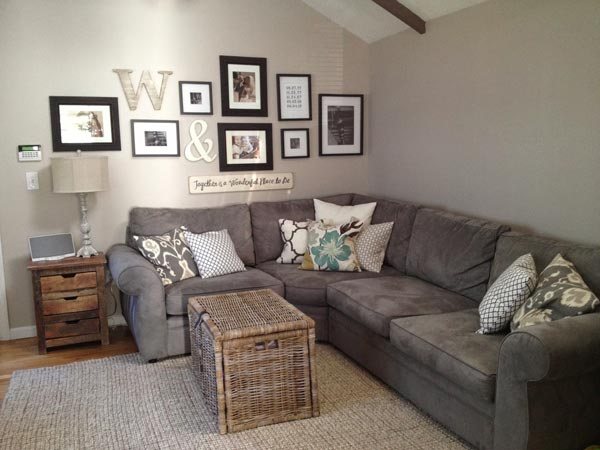 living room wall colors with grey furniture camo ideas 75 charming gray photos shutterfly photo by home and fabulous