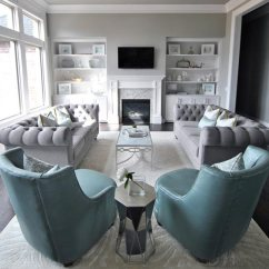 Living Rooms With Grey Couches Oriental Room Furniture 75 Charming Gray Photos Shutterfly Go Gracefully Walls And Rugs Cast In Cool Hues