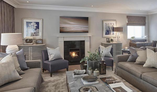 gray living room furniture ideas l shaped set up 75 charming photos shutterfly allow for your subtle style to come through without overpowering the space with this classic idea