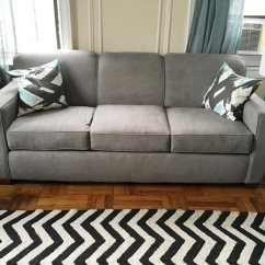 Living Room Ideas With Gray Couches Side Drawers 75 Charming Photos Shutterfly A Lovely Couch Can Be Offset Aqua Colored Drapes For Stunning Color Combination