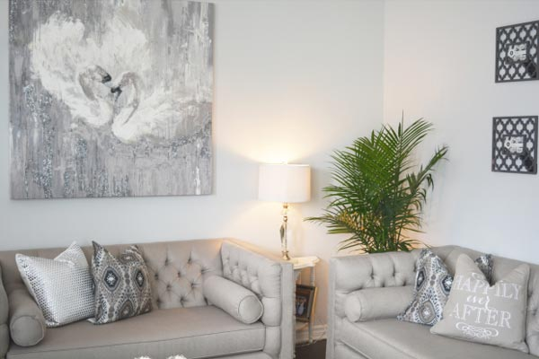living rooms with grey couches folding room furniture 75 charming gray photos shutterfly don t shy away from ideas seating art and wall colors in complementary grays show a level of true sophistication