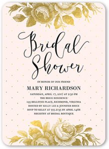 Bridal Shower Invitation Etiquette To Create Dreams With Sensational Layout 20