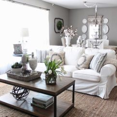 White Sofa Living Room Decor Decorating Ideas For With Black Leather 18 20 Hus Noorderpad De 75 Refreshing Photos Shutterfly Rh Com Sectional