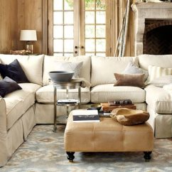White Couch Living Room Ideas L Shaped In 75 Refreshing Photos Shutterfly A Cool Off Works Well With The Exposed Brick Of This Fireplace And Also Balances Light Wood Stained Walls