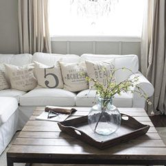 White Sofa Living Room Country Style 75 Refreshing Photos Shutterfly A Couch Is The Perfect Receptacle For Expressive Throw Pillows To Show Off Your Personality