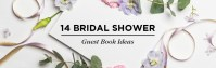 13 Unique Bridal Shower Guest Book Ideas