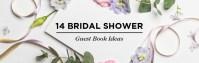 13 Unique Bridal Shower Guest Book Ideas | Shutterfly