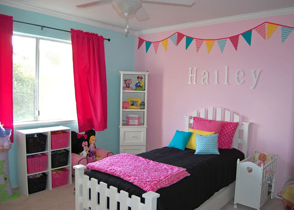 75 delightful girls bedroom