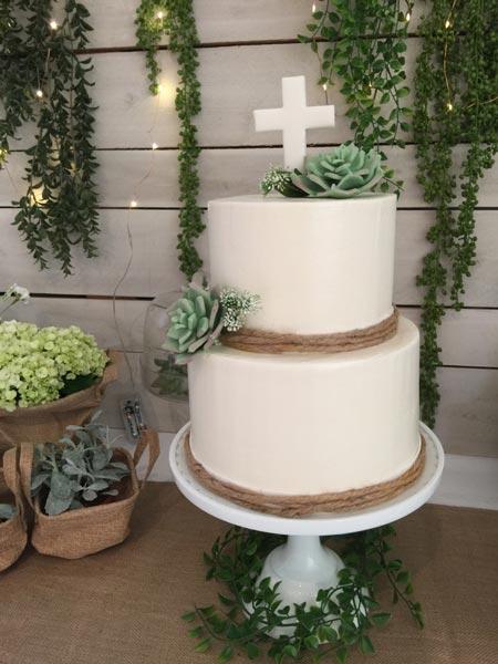 42 unique baptism party