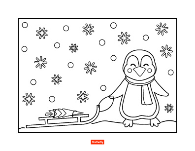 coloring christmas pages # 19