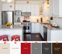 20 Enticing Kitchen Color Schemes | Shutterfly