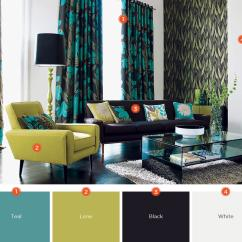 Color Scheme Ideas Living Room Interior Decoration For 20 Inviting Schemes And Inspiration Pull Your Favorite Colors To Create A Majestic This Uses Shades Of Green Blue Which Is Accomplished By