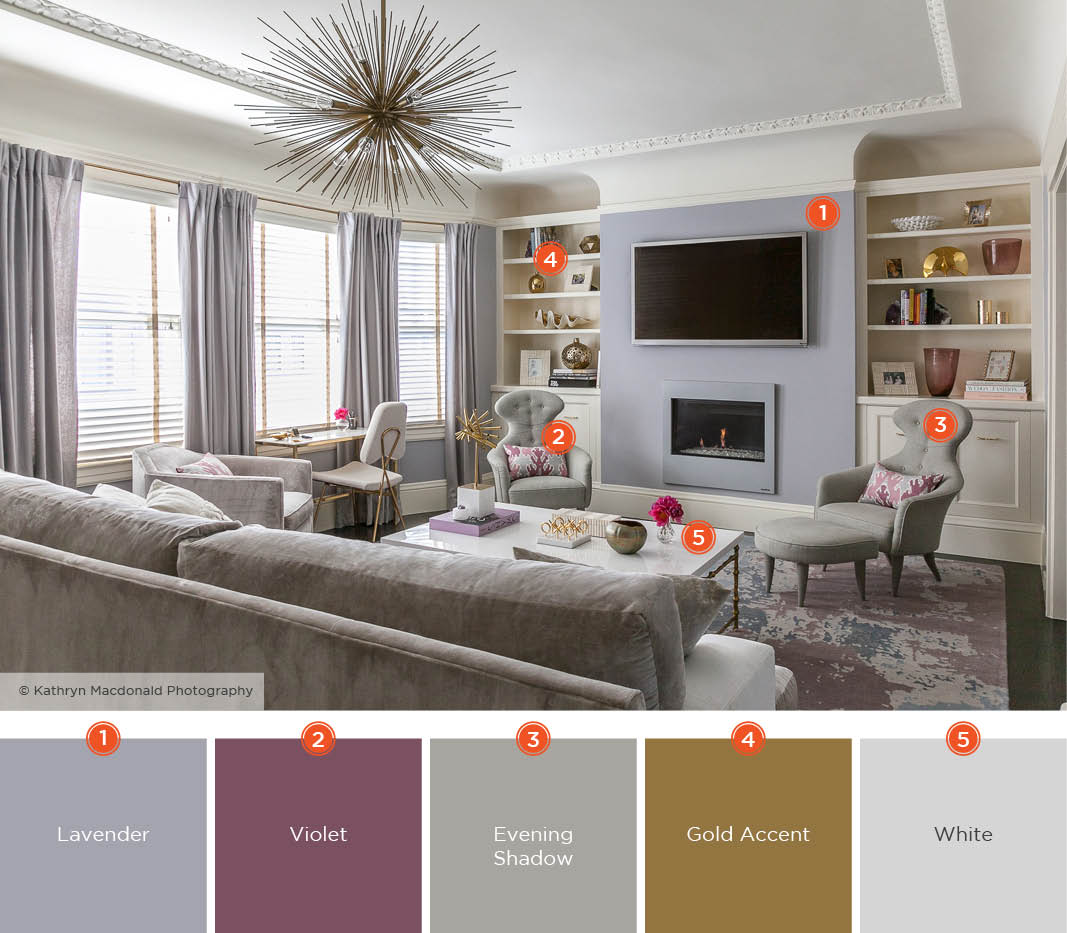 20 Inviting Living Room Color Schemes Ideas And