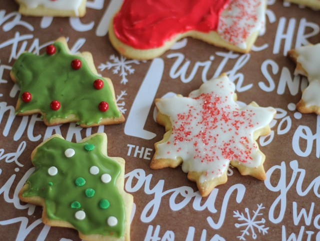 Holiday Cookie Decorating Party Ideas
