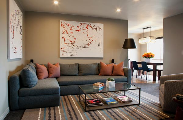 artwork for formal living room sofa set 50 ideas 2019 shutterfly if you need small take a look at how this expertly matches their couch and paintings to create cohesive