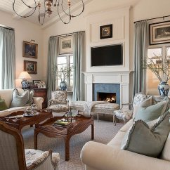 Artwork For Formal Living Room Decorating Ideas Rooms With Fireplaces 50 2019 Shutterfly This Shows How To Expertly Use Classic Pieces In A The Paintings Go Perfectly Patterned Armchairs