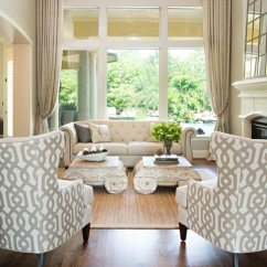 Styles Of Living Room Chairs Decorating Small Rooms With Corner Fireplace 50 Formal Ideas For 2019 Shutterfly Wingback Are A Classic Choice They Look Wonderful Paired An Antique Coffee Table