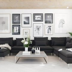 Decorate Living Room With Black Couch Interior Decorating Color Schemes 50 Formal Ideas For 2019 Shutterfly Get A Modern Glam Look By And White Illustrations