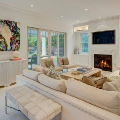 Pictures Of White Living Rooms Shabby Chic 50 Formal Room Ideas For 2019 Shutterfly Add A Pop Color To Mostly By Hanging Up Bright Painting