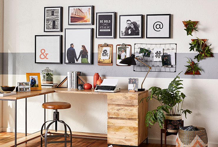 how high to hang pictures tips for the perfect gallery wall