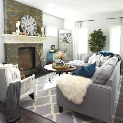 Show Pictures Of Modern Living Rooms Room Ideas With Dark Leather Sofa 50 For 2019 Shutterfly If You Can T Choose One Decor Style Mix It Up Distressed Wood Pieces And Throw Blankets Create An Eclectic Look