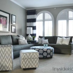 Living Room Ideas 2017 Best Flooring For Kitchen 50 Modern 2019 Shutterfly There S No Rule That Says You Have To Stick One Pattern Mix It Up By Combining Chevron Floral And Stripes