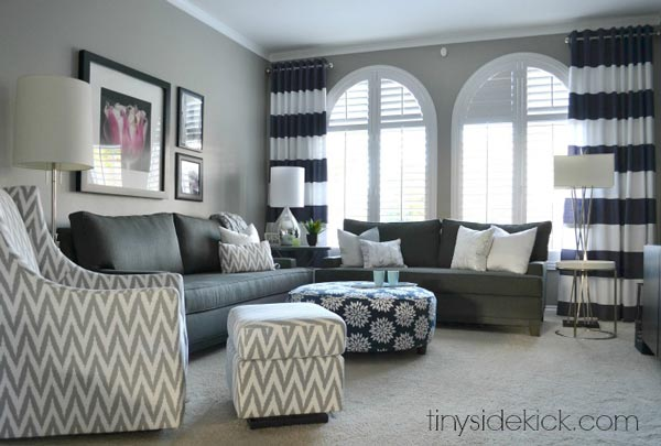 living room modern designs narrow layout design 50 ideas for 2019 shutterfly there s no rule that says you have to stick one pattern mix it up by combining chevron floral and stripes