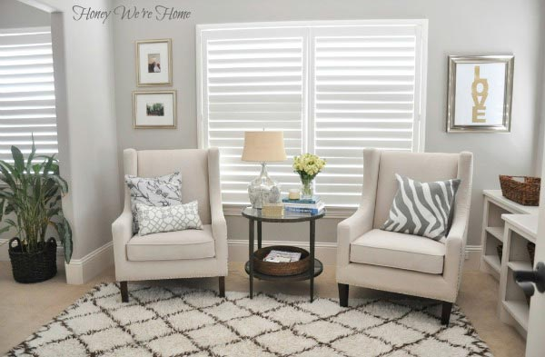 simple living room interior design ideas pictures of color 50 for 2019 shutterfly we love how this uses different patterned decorative pillows on the two matching wingback chairs