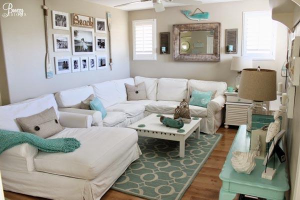 Family Room Decor Nautical