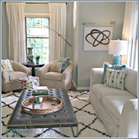 off white curtains living room - Home The Honoroak