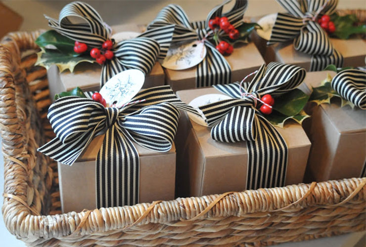 20 gift wrapping ideas