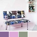 10 Unique Purple Color Combinations And Photos Ideas Inspiration