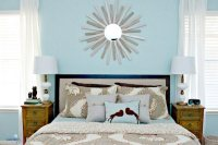 Blue Wall Bedroom Ideas - Wonderful Interior Design For Home