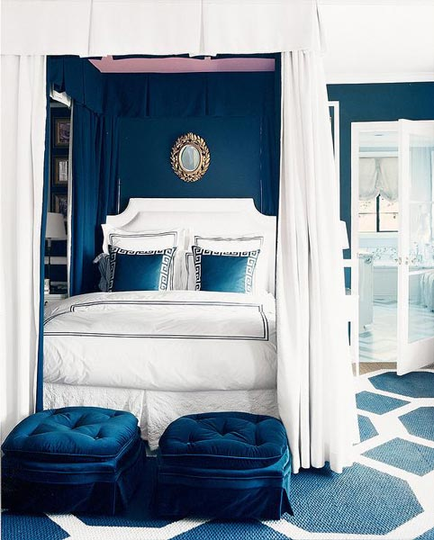 75 brilliant blue bedroom ideas and