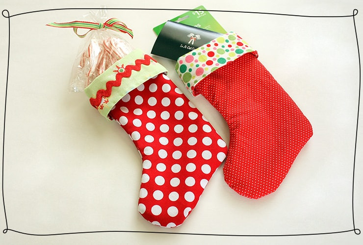 22 Creative And No Sew Diy Christmas Stocking Ideas Ideas Inspiration