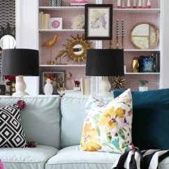 Decorating Living Room Walls With Family Photos Modern Decor Ideas 2016 50 And Inspiration For Via Kismet House