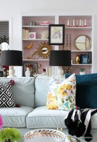 50 Family Room Decorating Ideas & Photos   Ideas and ...