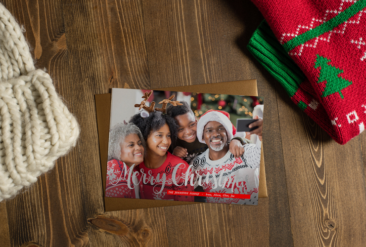 15 Funny Family Christmas Cards For 2018 Shutterfly