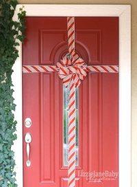 40 Festive Christmas Door Decoration Ideas | Ideas and ...