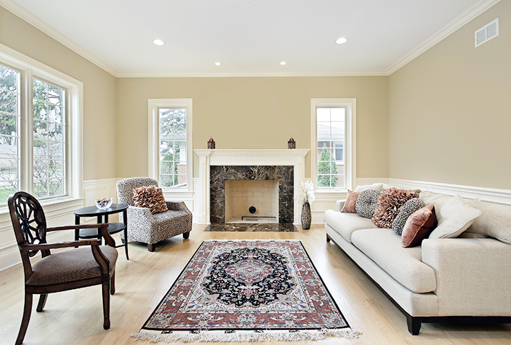 living room layout ideas with brown sectional 10 inviting layouts shutterfly balanced