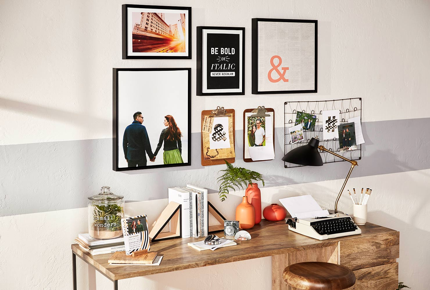 picture frame sizes a