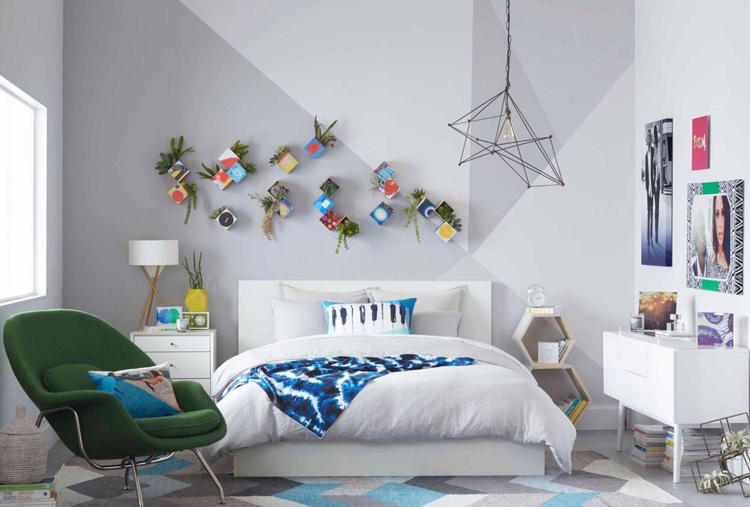 24 diy bedroom decor