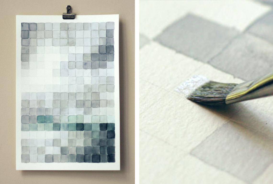 Pixel Painting